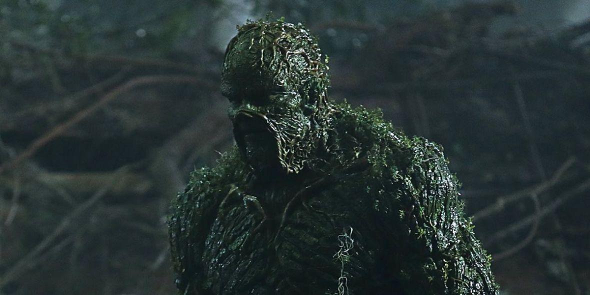 """Platformy VOD bywają bezwględne. """"The Swamp Thing"""" został skasowany po emisji pierwszego odcinka"""