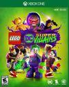 okładka gry Lego DC SuperVillains