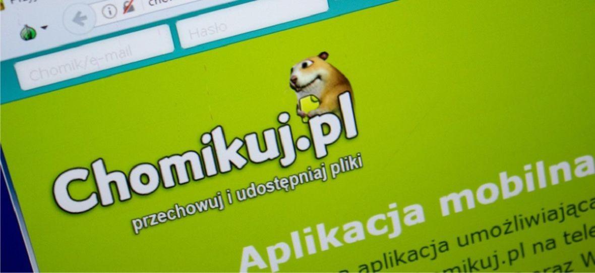 Afera Wokol Chomikuj Pl Pokazuje Skad W Polsce Piractwo Internetowe
