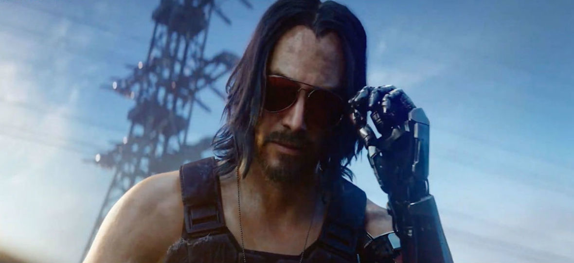 """Zapytał, czy z postacią Keanu Reevesa z gry """"Cyberpunk 2077"""" będzie można uprawiać seks. Otrzymał oficjalną odpowiedź"""