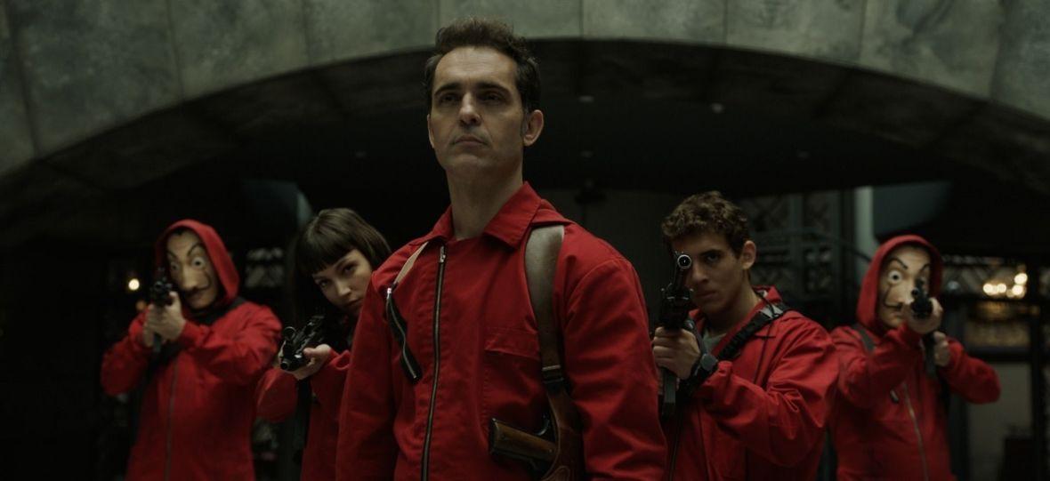 """""""Dom z papieru"""" dostanie 4. sezon od Netfliksa. Twórcy twierdzą, że część aktorów już pracuje na planie"""