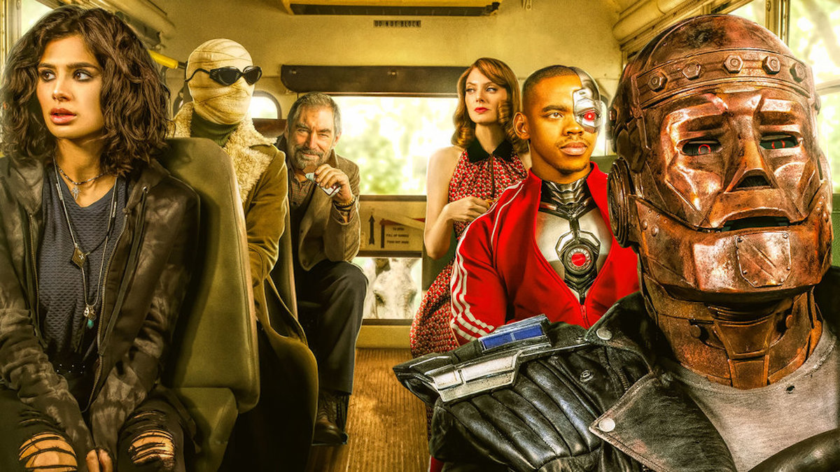 doom patrol serial recenzja hbo go