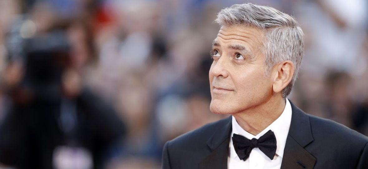 """Netflix + George Clooney + post-apokalipsa = idealny film? Aktor zagra w adaptacji """"Dzień dobry, północy"""""""