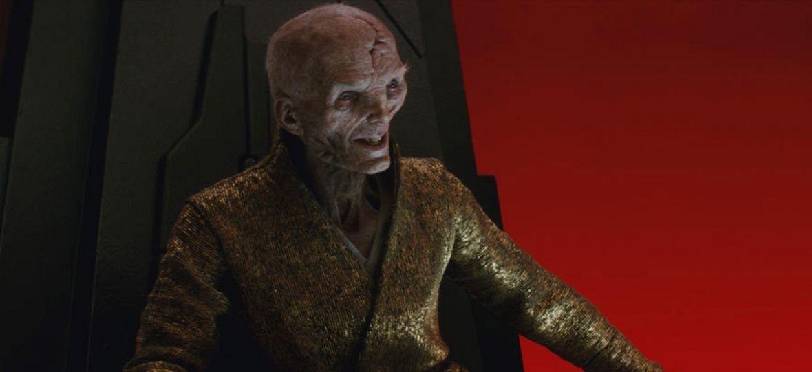 """""""Gwiezdne wojny"""" nareszcie pokażą trening Kylo Rena i przeszłość Snoke'a. Szkoda, że o półtora roku za późno"""