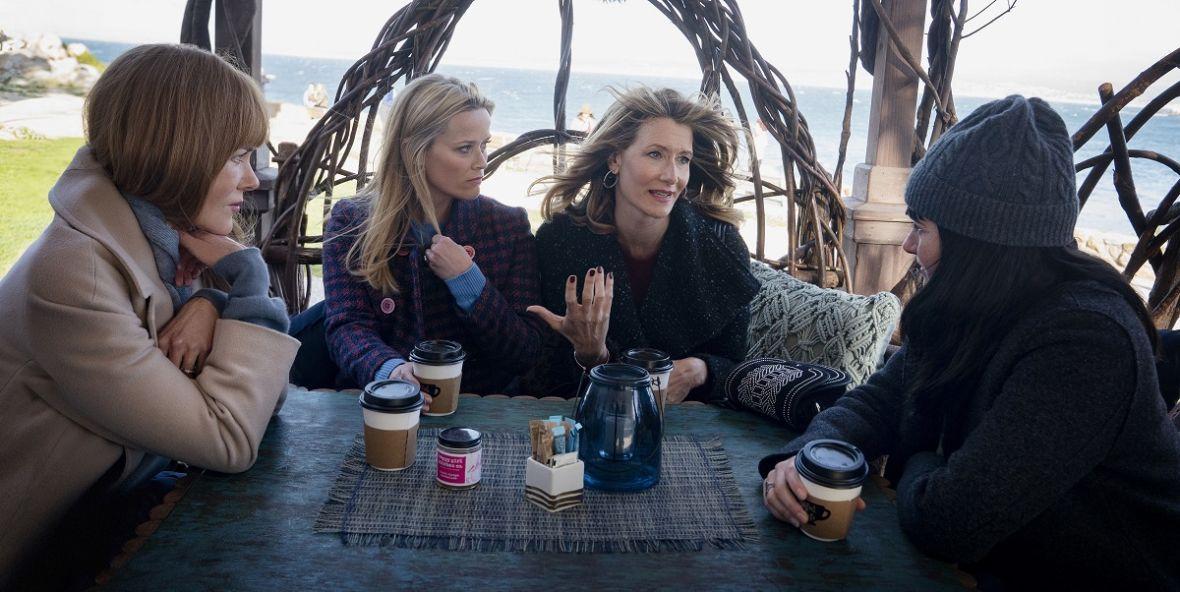 """Wkrótce wrócimy do Monterey w """"Wielkich kłamstewkach"""". Co pojawi się, a co zniknie z HBO GO w najbliższych dniach"""
