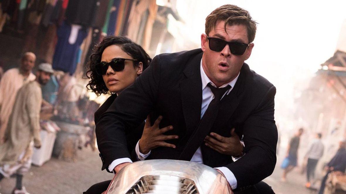 """Faceci w czerni, ale tym razem z Tessą Thompson. """"Men in Black: International"""" od dzisiaj w HBO GO i HBO"""
