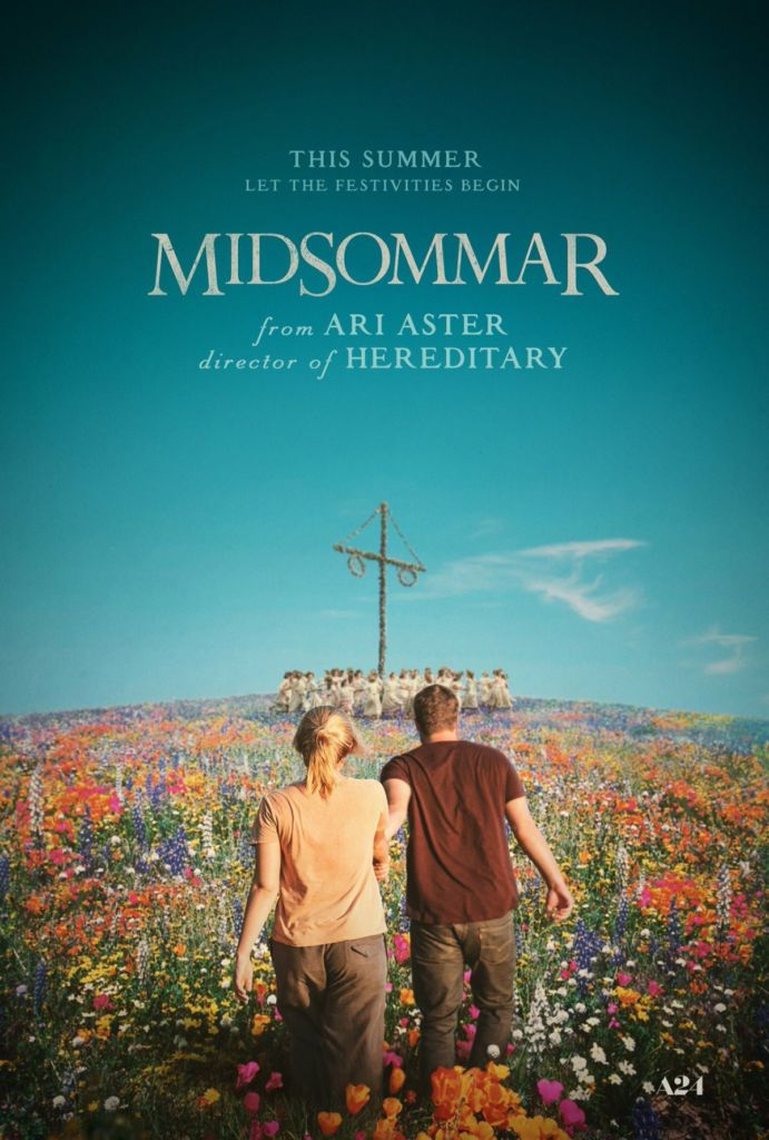 midsommar trailer poster