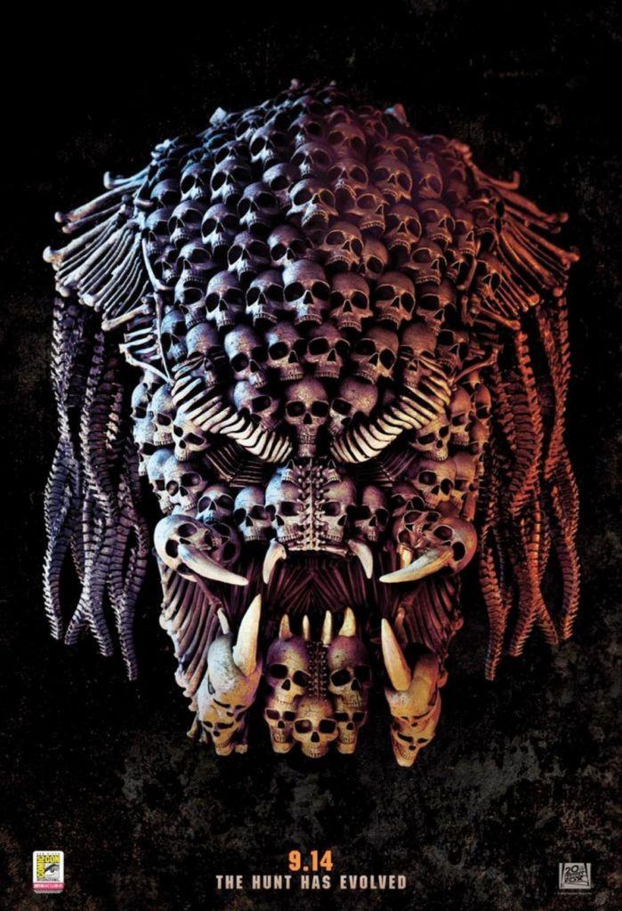 predator 2018 plakat