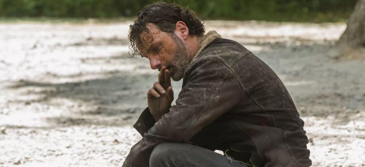 """Rick Grimes najpierw odszedł z serialu """"The Walking Dead"""", a teraz poznaliśmy jego los w komiksie"""