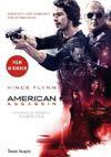 Amerykański zabójca - książka na promocji w Biedronce