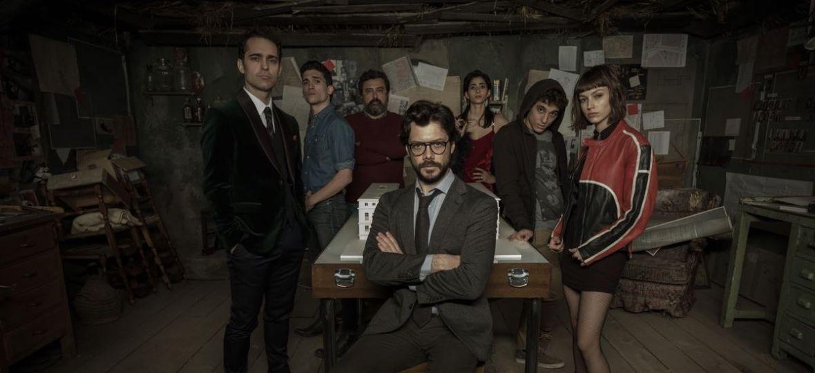 """""""Król Lew"""", """"Diego"""" i 3. sezon """"Domu z papieru"""". Wiemy, co obejrzeć w weekend"""