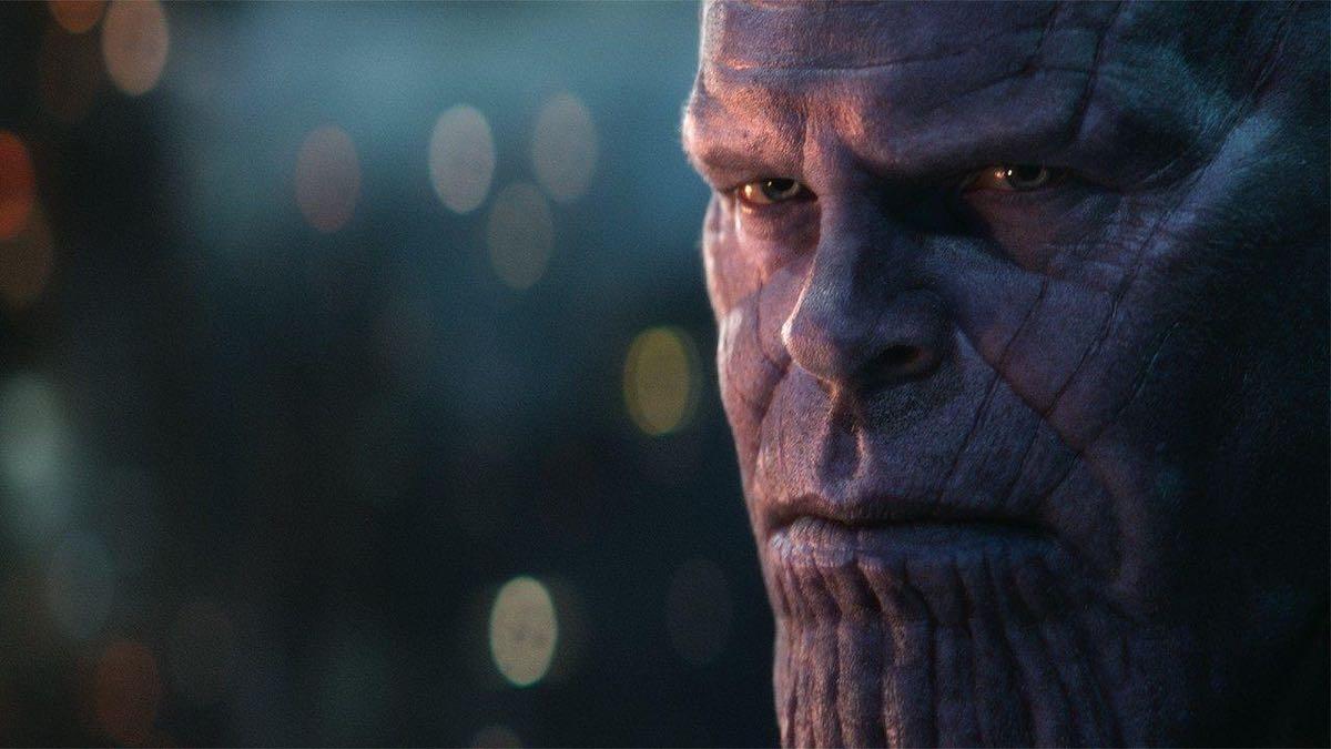 Thanos - Avengers: Koniec gry