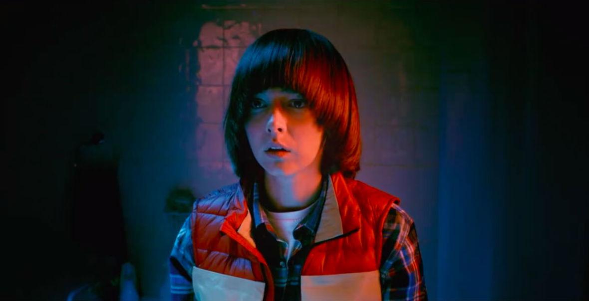 """Brodka jako Will Byers. Artystka promuje serial """"Stranger Things"""" w viralowym klipie"""