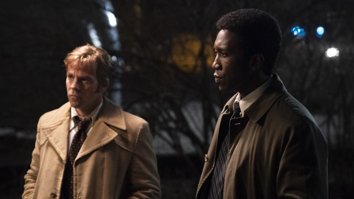 Kadr z serialu True Detective