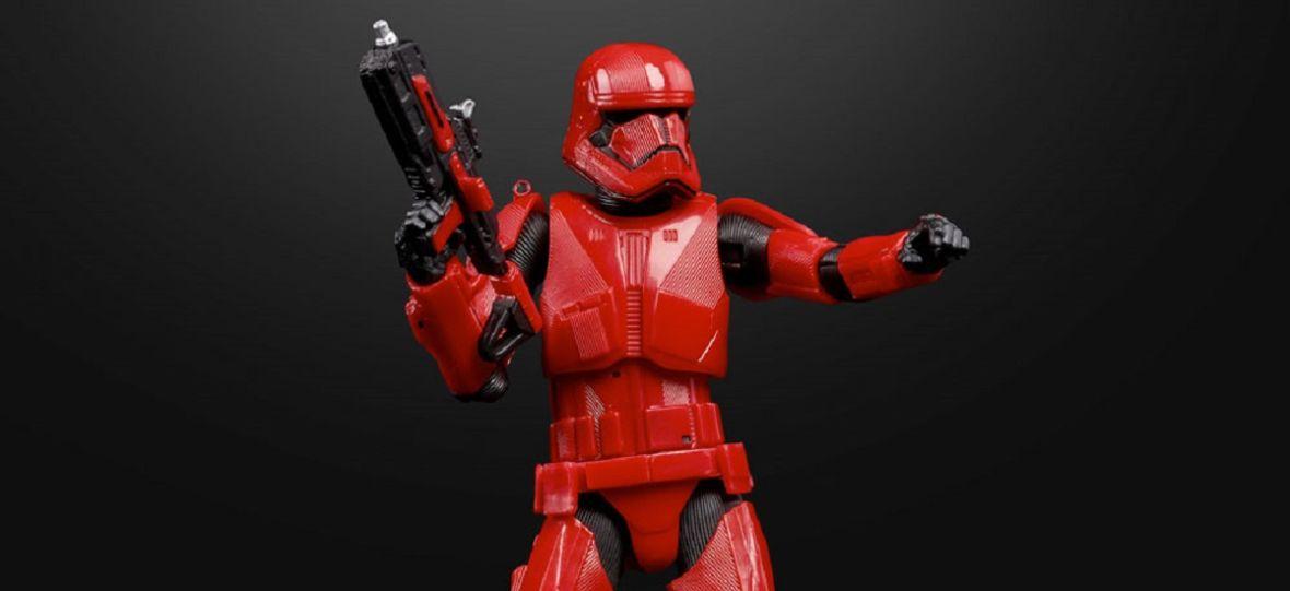 Star Wars ujawniło nowy pancerz szturmowców. Czy Sith Troopers będą służyć Palpatine'owi?