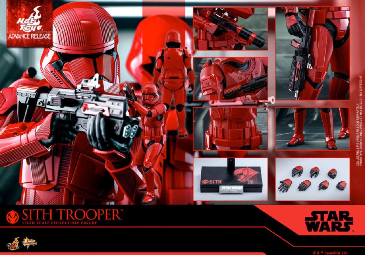 gwiezdne wojny sith trooper