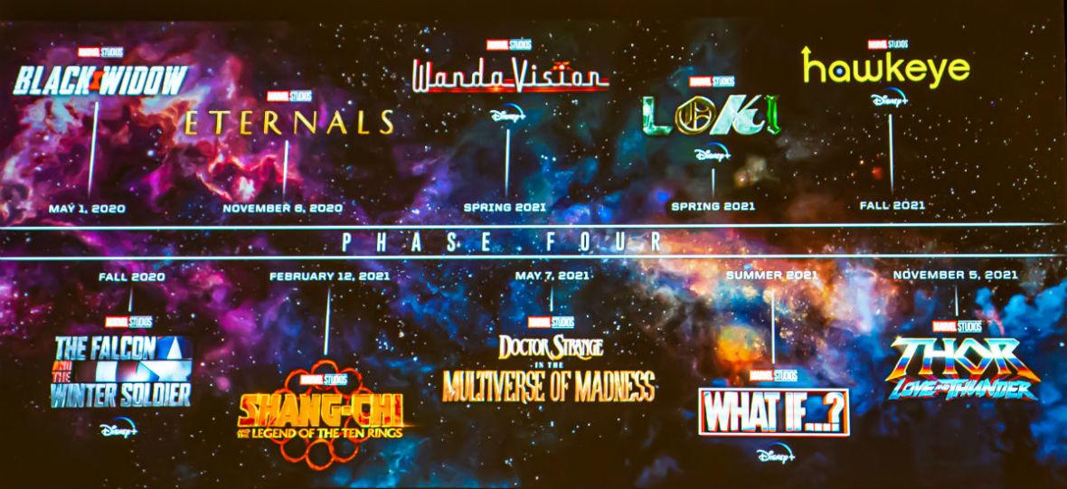 4. faza Marvel Cinematic Universe nie mogła być mi bardziej obojętna
