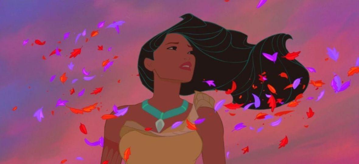 """Myślicie, że """"Król lew"""" to niepotrzebny film? Disney szykuje aktorską wersję """"Pocahontas"""""""