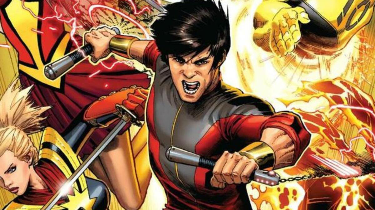 shang chi komiks