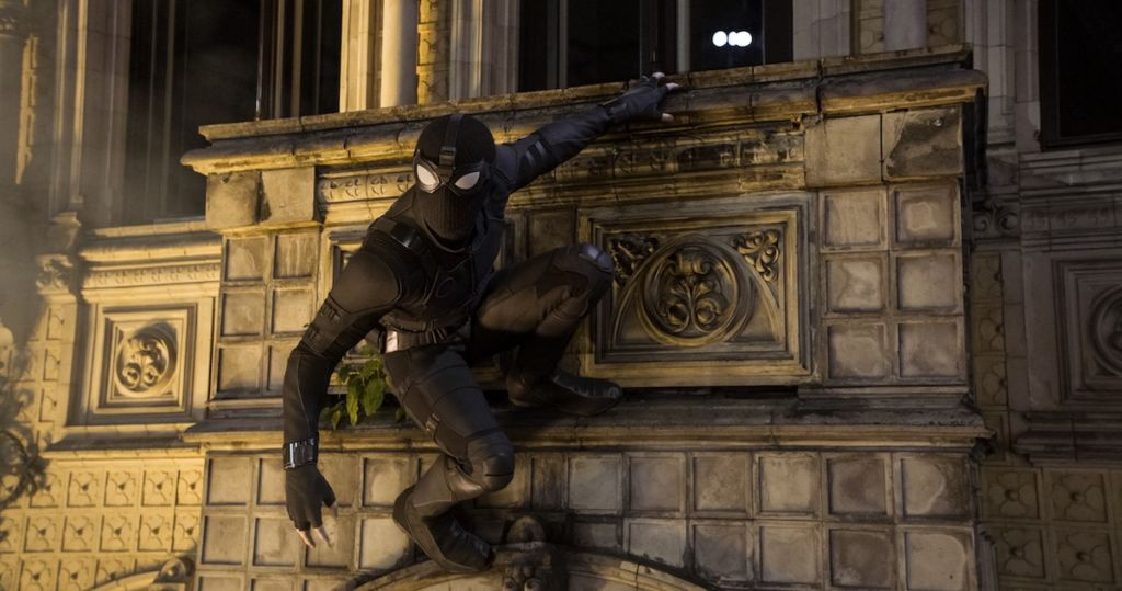 spider-man: daleko od domu recenzja far from home peter parker