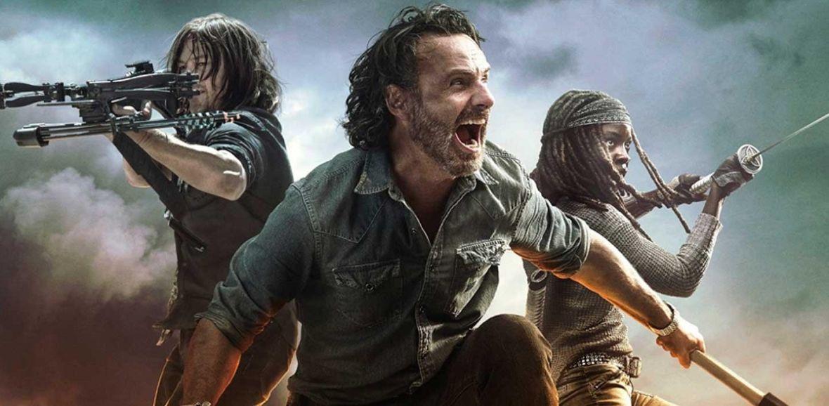 """Zapowiedzi nowych sezonów i przedsmak filmu o Ricku Grimesie. Garść informacji dla fanów świata """"The Walking Dead"""""""