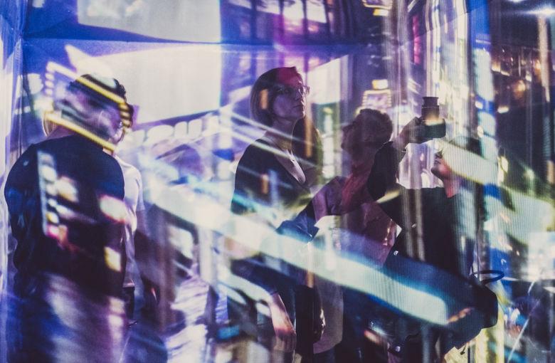 """Tokio 24 to wystawa Krzysztofa Gonciarza, która sprawi, że przenikniesz do świata """"Blade Runnera"""""""