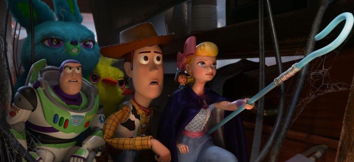 Toy Story 4 nie jest marną kopią od Disneya, a godnym