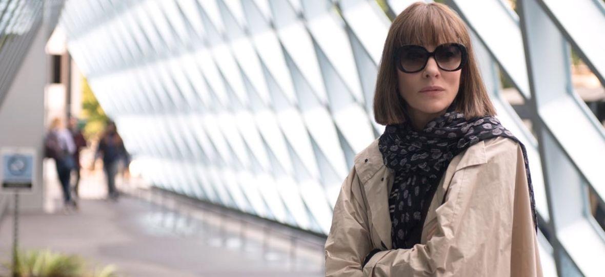 """Cate Blanchett przykuwa do ekranu. Recenzujemy film """"Gdzie jesteś, Bernadette?"""""""