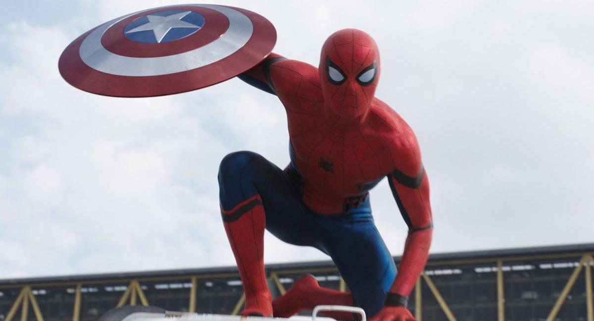 Kadr z filmu Kapitan Ameryka: Wojna bohaterów