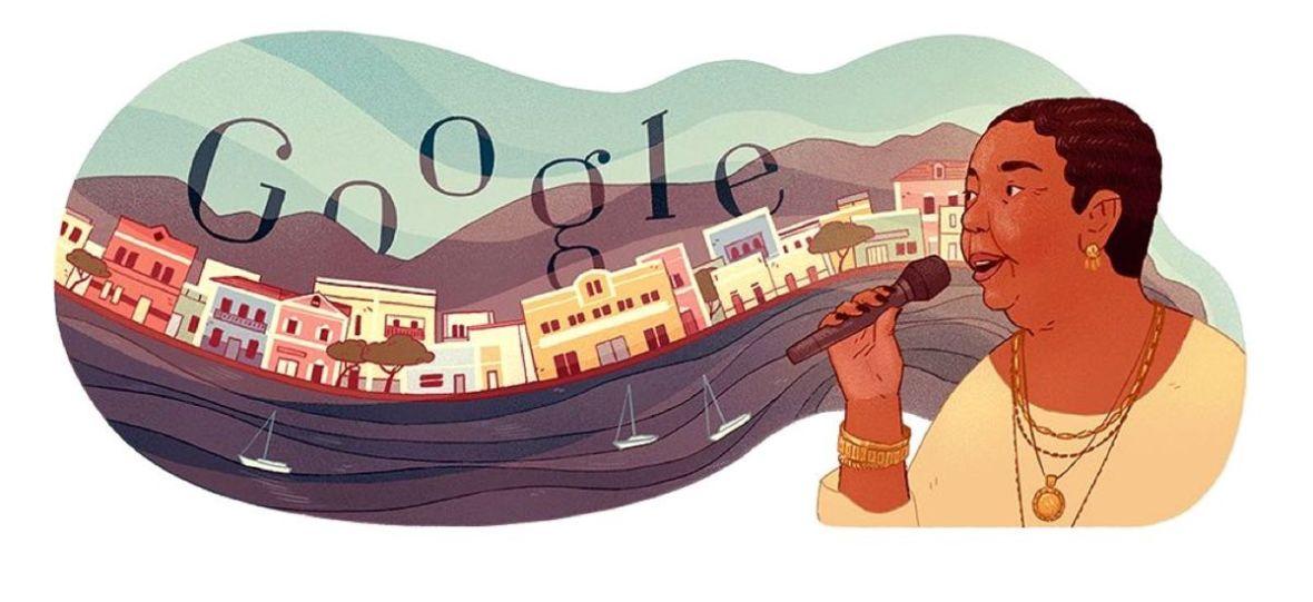 Kim jest Cesária Évora, tajemnicza postać z dzisiejszego Google Doodle? Wyjaśniamy!