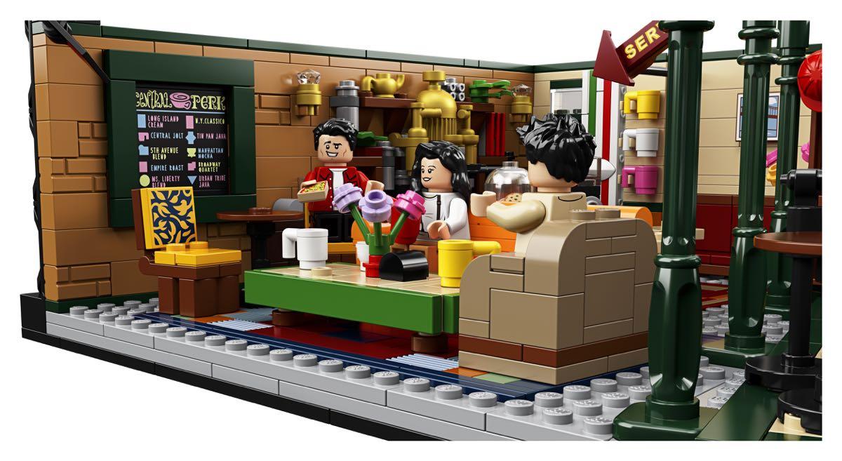 Lego Pzyjaciele - zestaw klocków