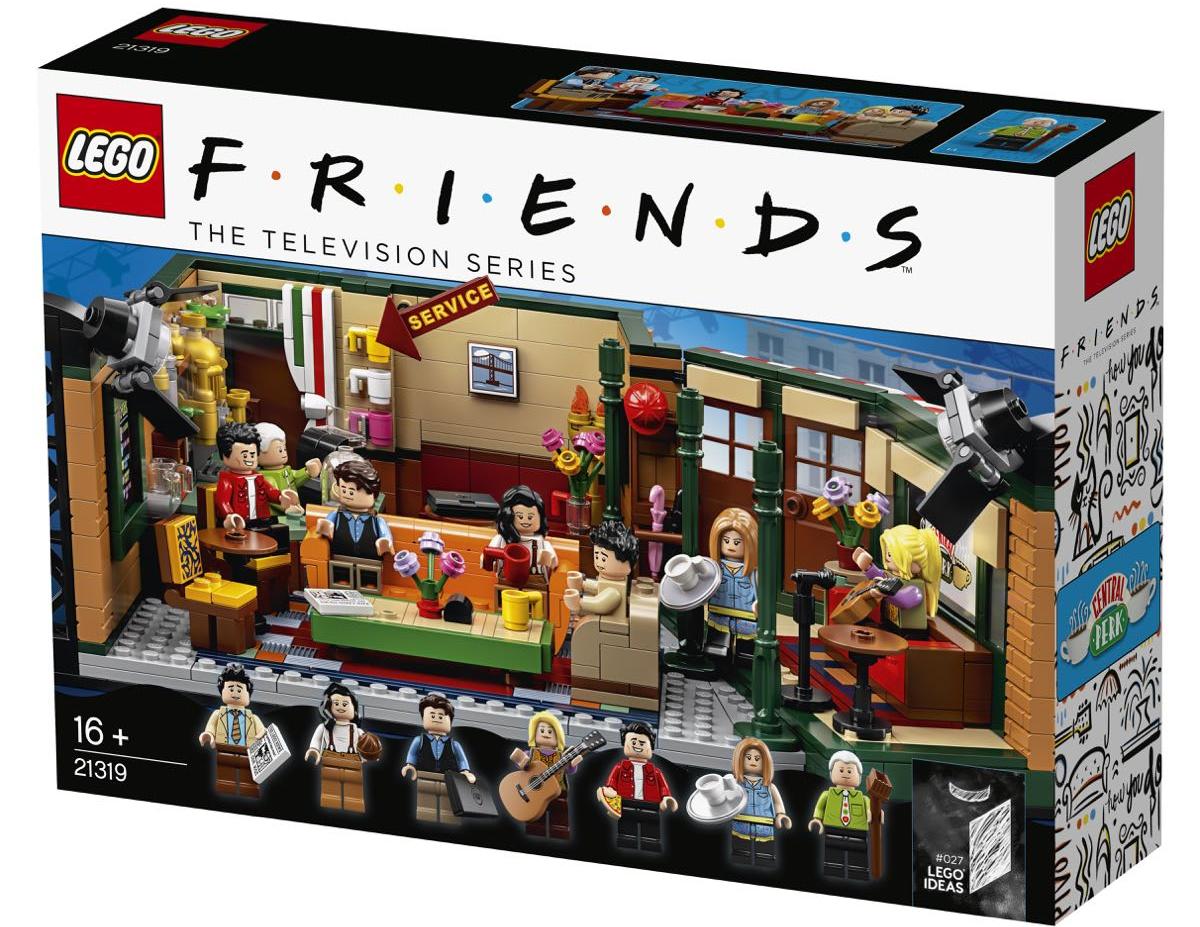 Lego Przyjaciele