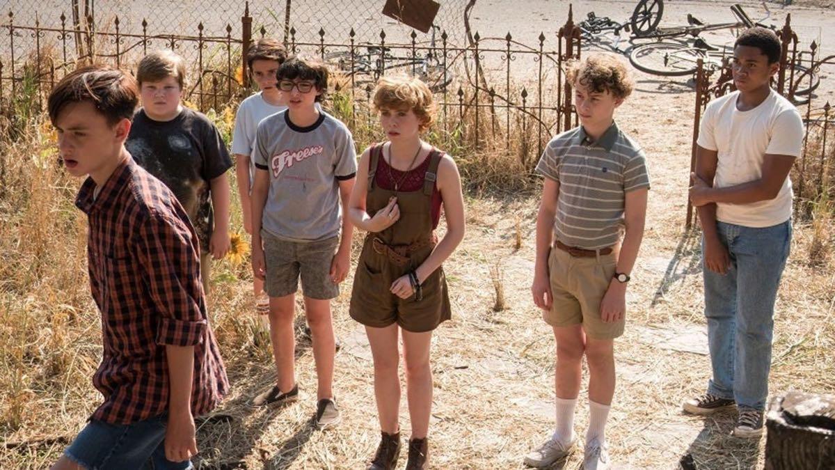 """""""TO: Rozdział 2"""" odmłodzi cyfrowo nastoletnich aktorów"""