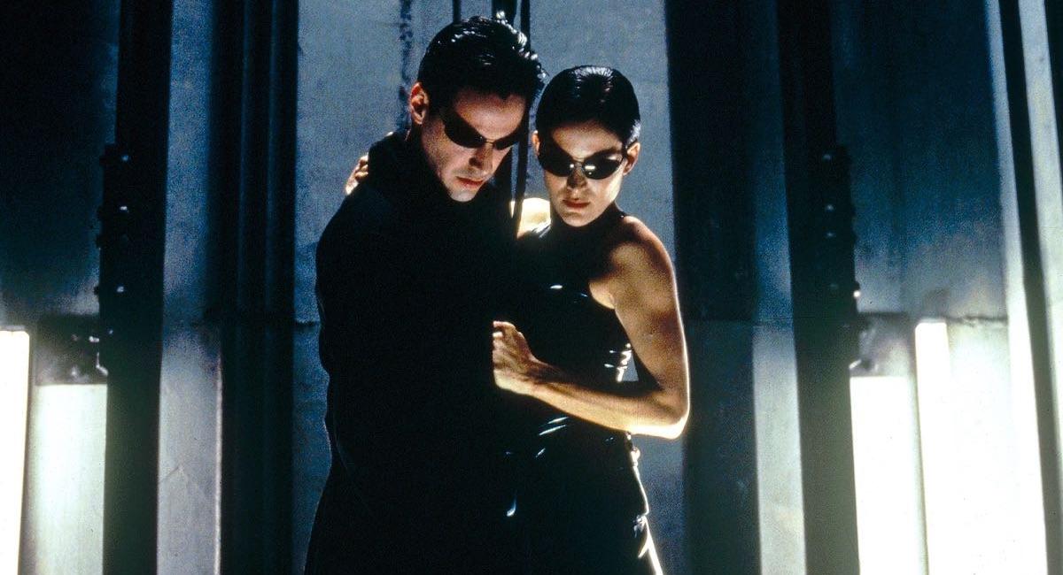 Matrix - kadr z filmu