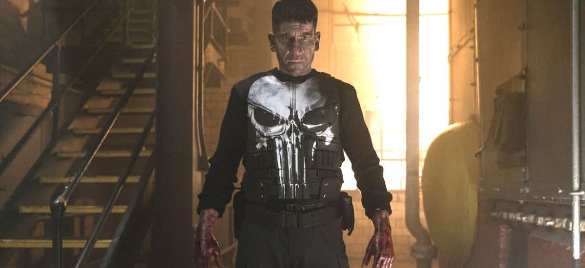 Punisher - kadr z serialu