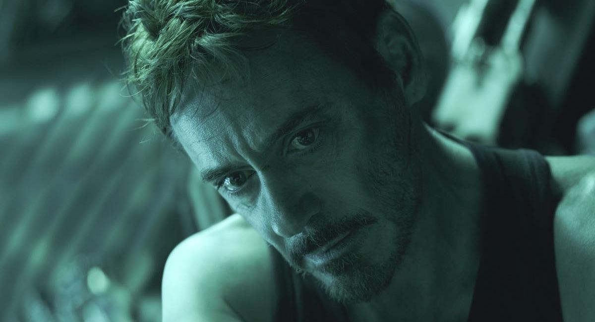 Robert Downey Jr w filmie Avengers: Koniec gry
