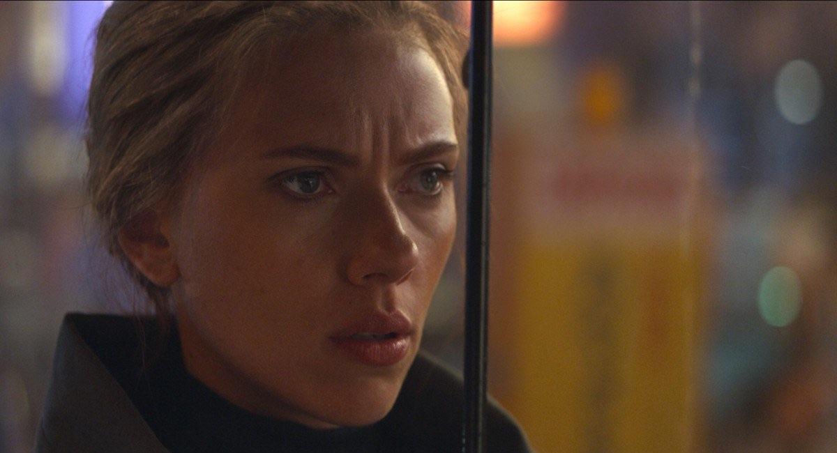 Scarlett Johansson w filmie Avengers: Koniec gry