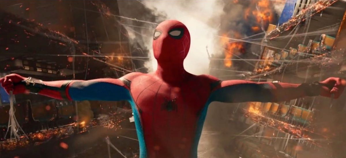 Kadr z filmu Spider-Man Homecoming