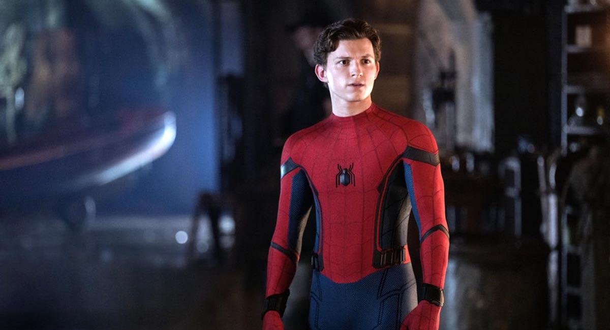 Kadr z filmu Spider-Man Daleko od domu
