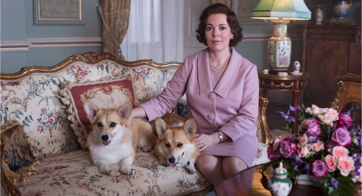 Olivia Colman jako królowa Elżbieta II w The Crown