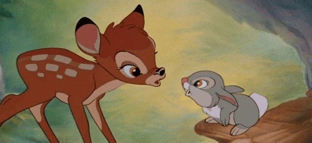 """Czy to kogoś w ogóle dziwi? Disney szykuje """"aktorską"""" wersję """"Bambi"""""""