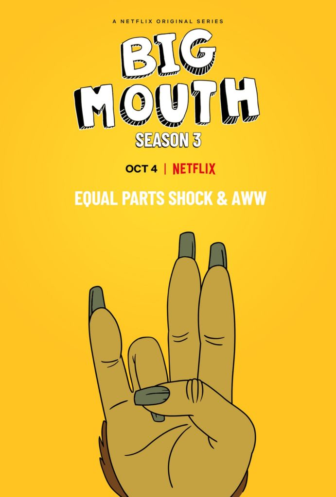 big mouth sezon 3