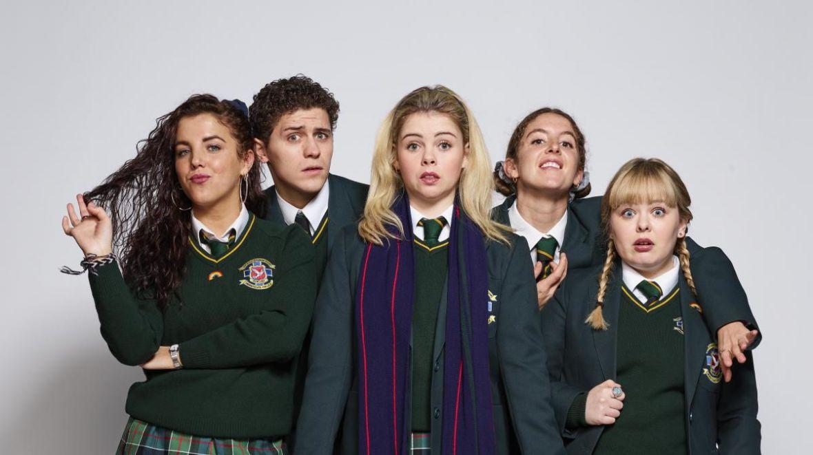"""Bycie dziewczyną z Derry to stan umysłu. """"Derry Girls"""" wróciły i 2. sezon jest lepszy niż """"jedynka"""""""