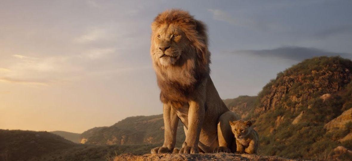 """Disney trzyma widzów w garści. """"Król Lew"""" najlepiej zarabiającym filmem wytwórni spoza MCU i """"Star Wars"""""""