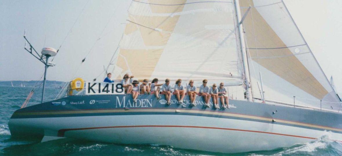"""""""Maiden"""" to porywający dokument przygodowy, w którym przeciwnikiem nie jest morze, a fale szowinizmu i seksizmu"""