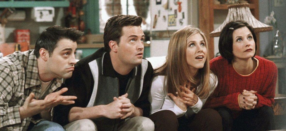 """""""Przyjaciele"""" prawie stracili Rachel, mieli inną Monikę i… siódmego bohatera. Nieznane kulisy powstania sitcomu"""