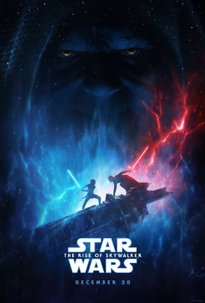 star wars 9 skywalker odrodzenie plakat