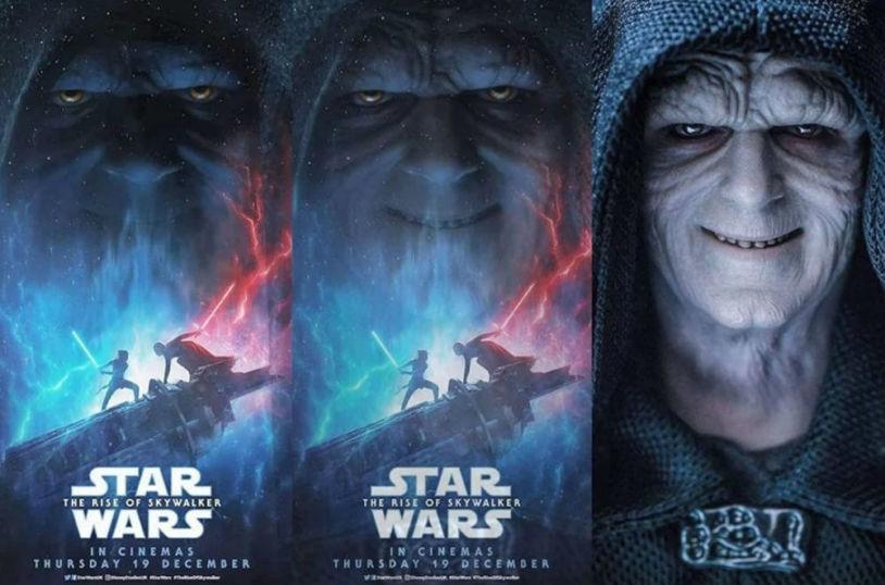 Na Plakacie Filmu Skywalker Odrodzenie Pojawił Się