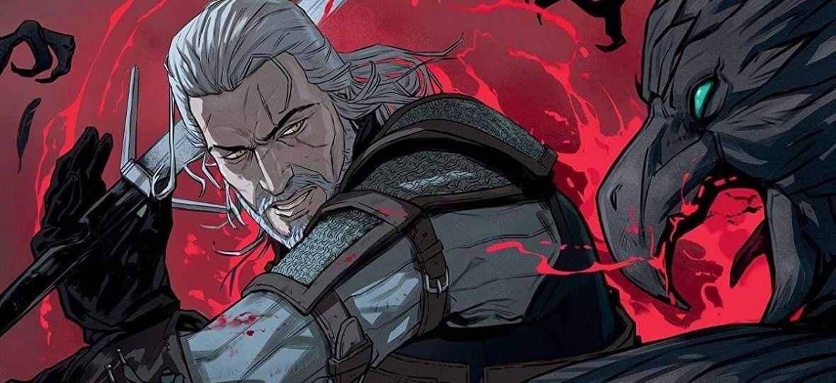 """Dwie Polki zrobiły komiks na podstawie gier """"Wiedźmin"""". Niestety, """"Córka płomienia"""" nie zachwyci fanów Geralta"""