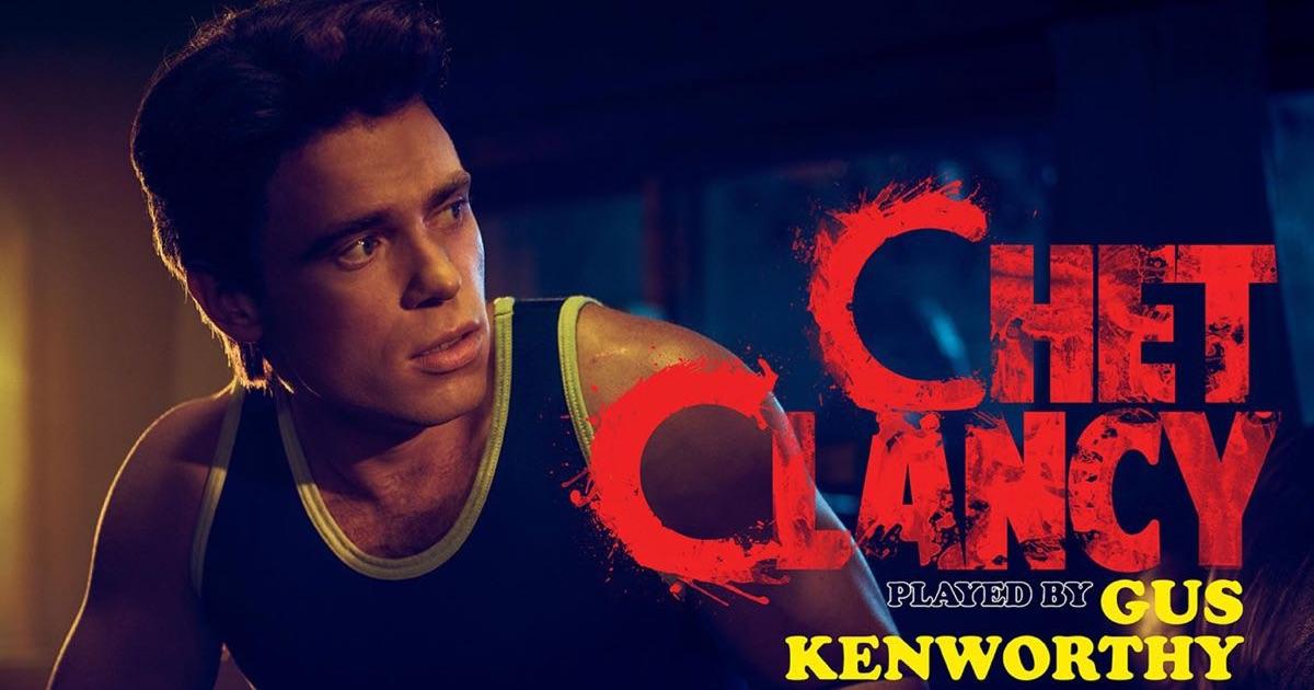 American Horror Story 1984 - Gus Kenworthy
